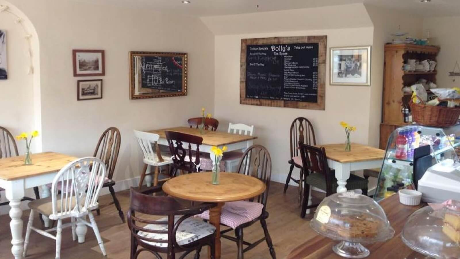 Dolly's Tea Rooms