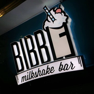 Bibble Milkshake Bar