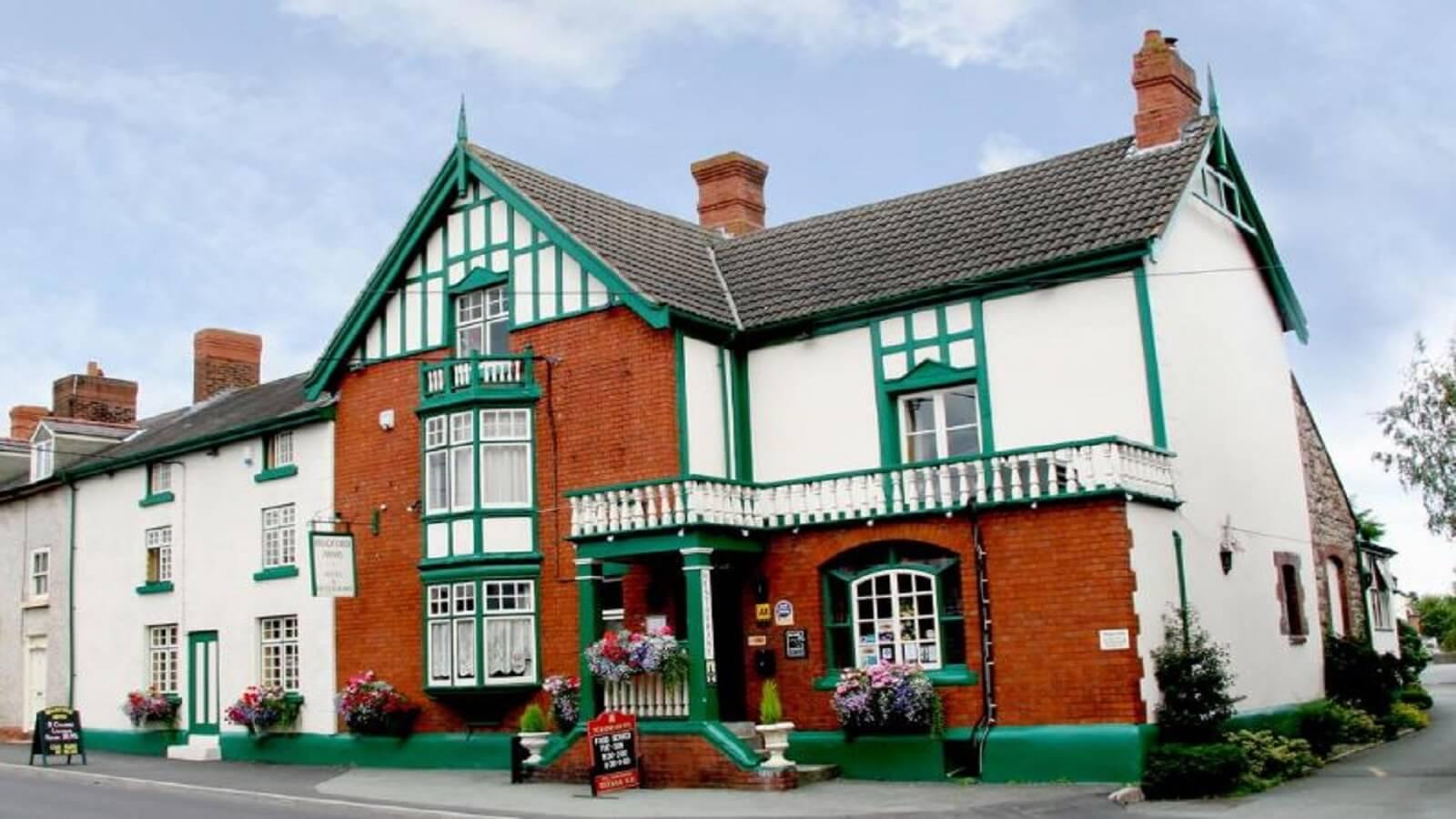 The Bradford Arms Hotel