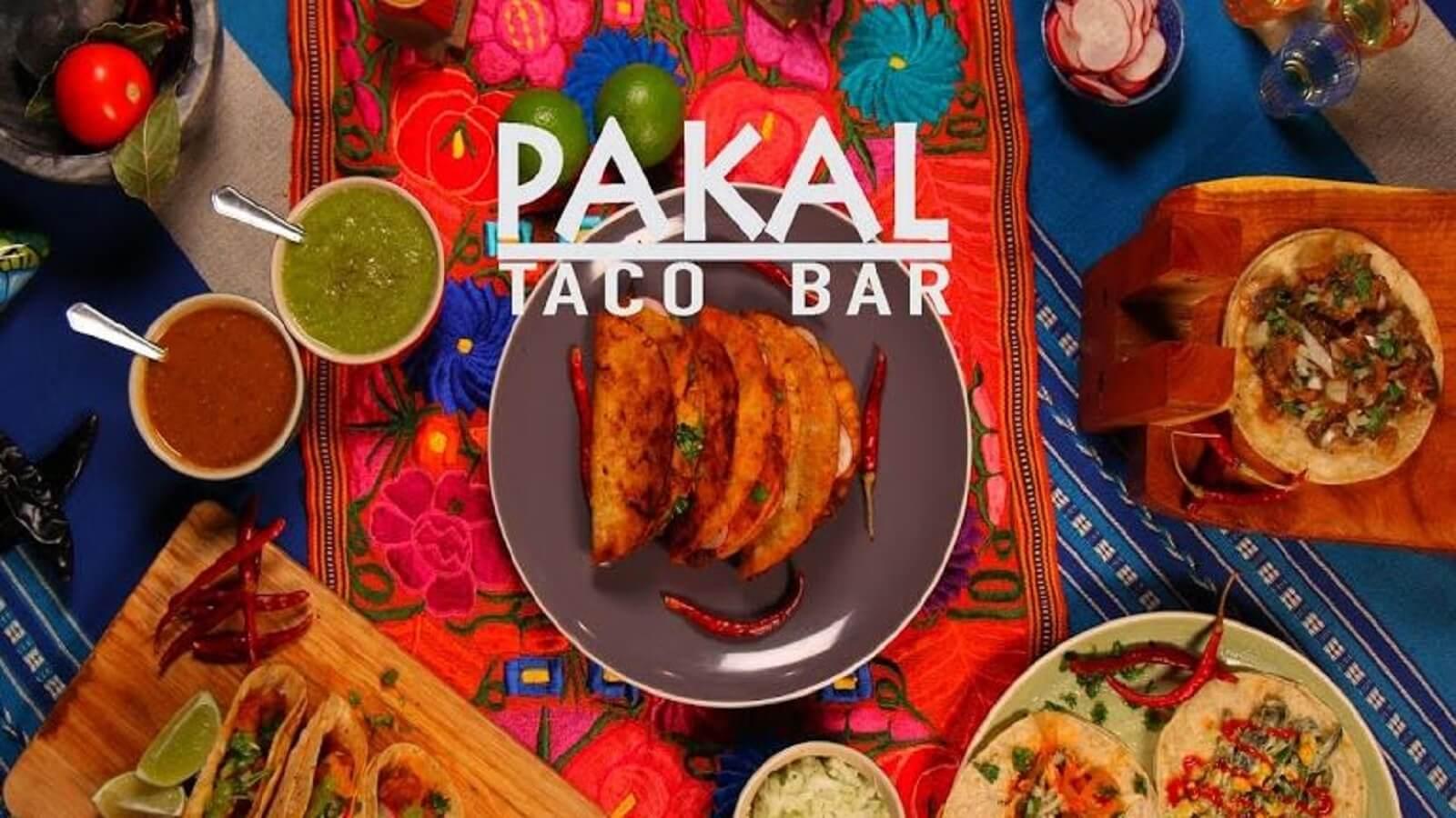 Pakal Taco Bar
