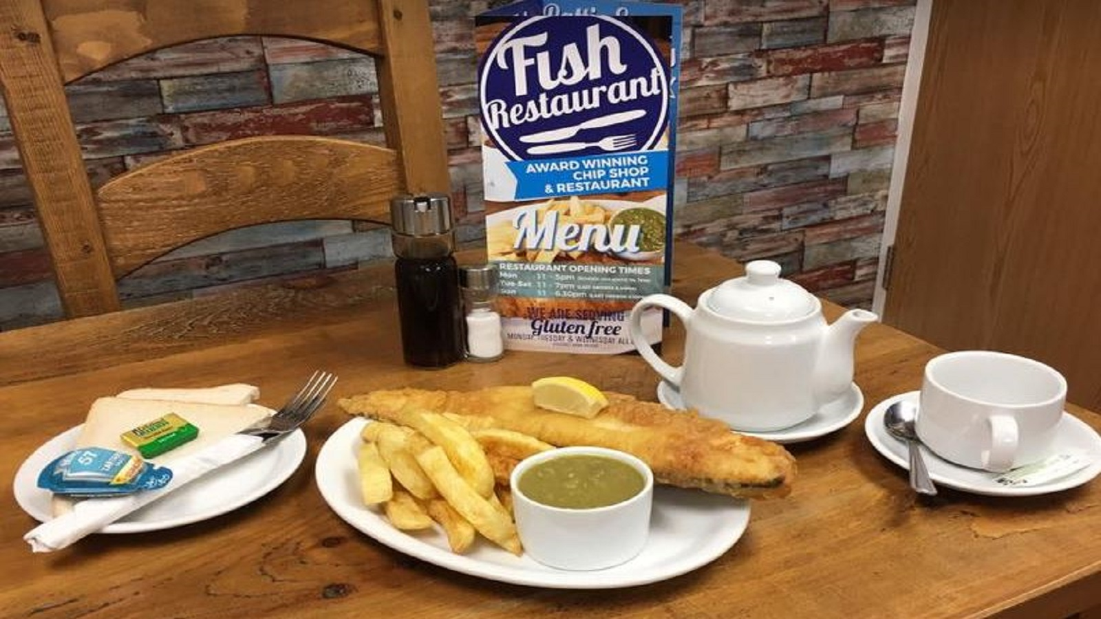 East Park Chippy Fish Restaurant