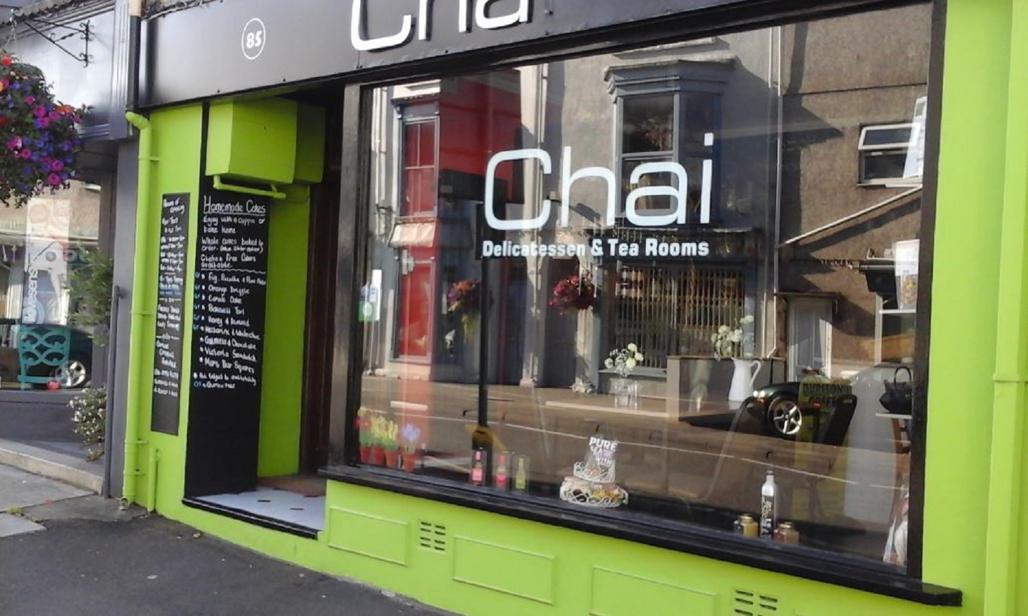 Chai Deli & Tea Room