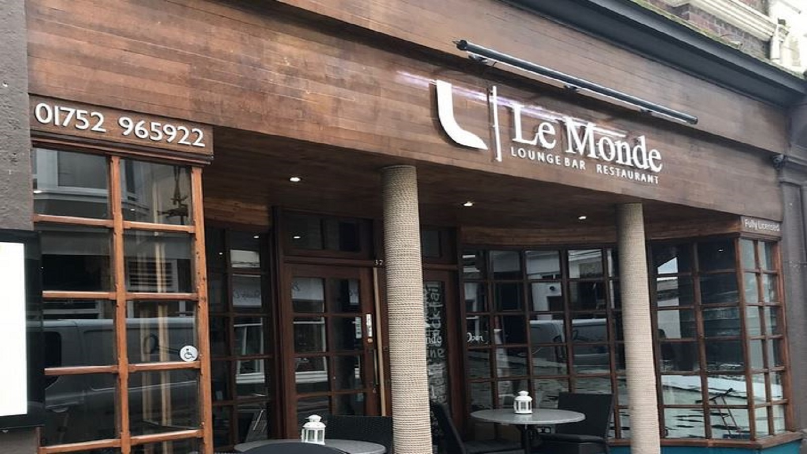 Le Monde Lounge