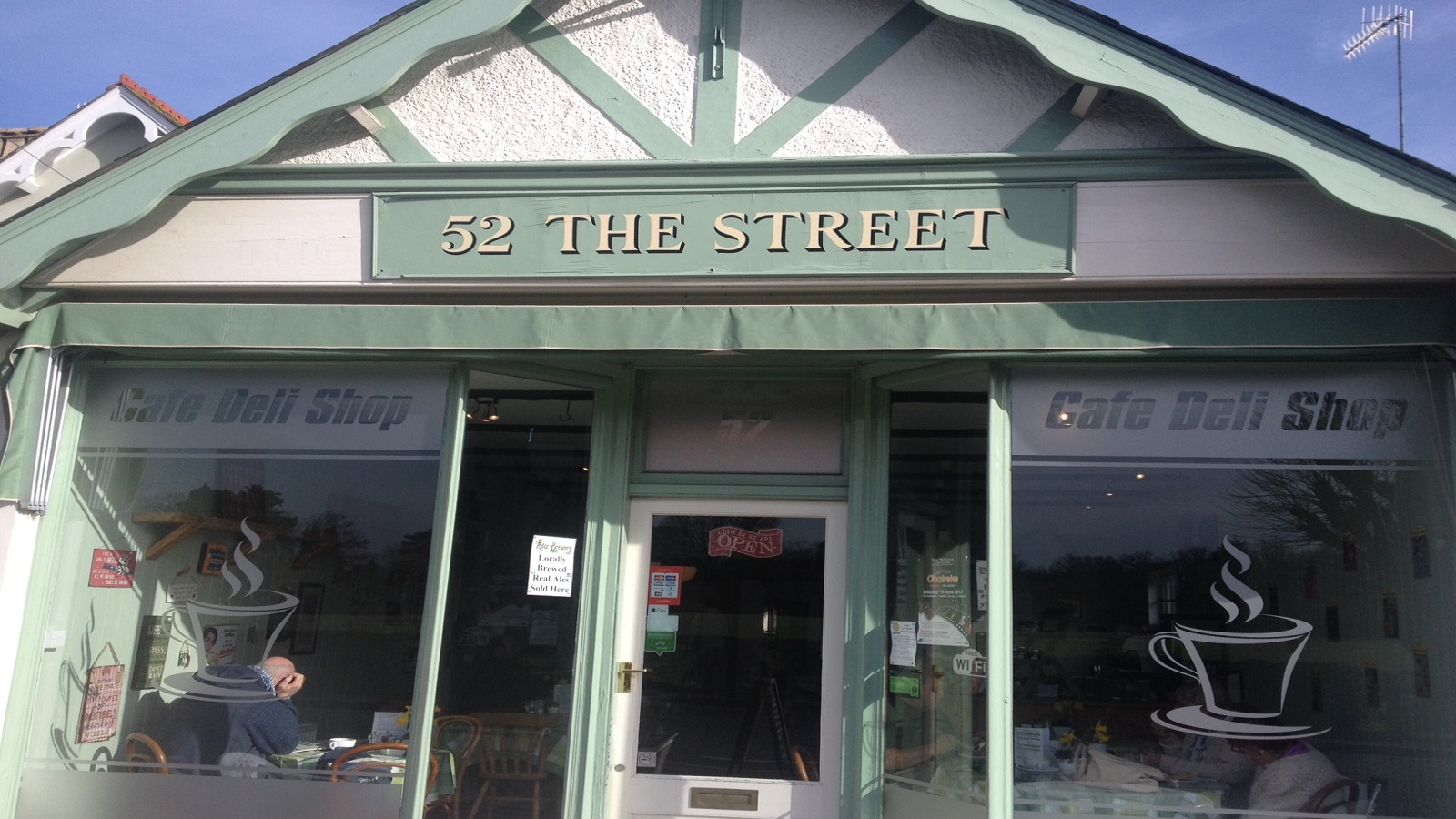52 The Street Cafe