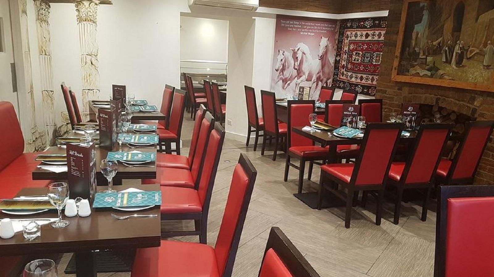 Bella Tina Mediterranean Restaurant