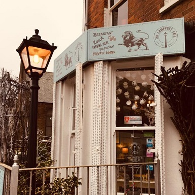 The Lamppost Cafe