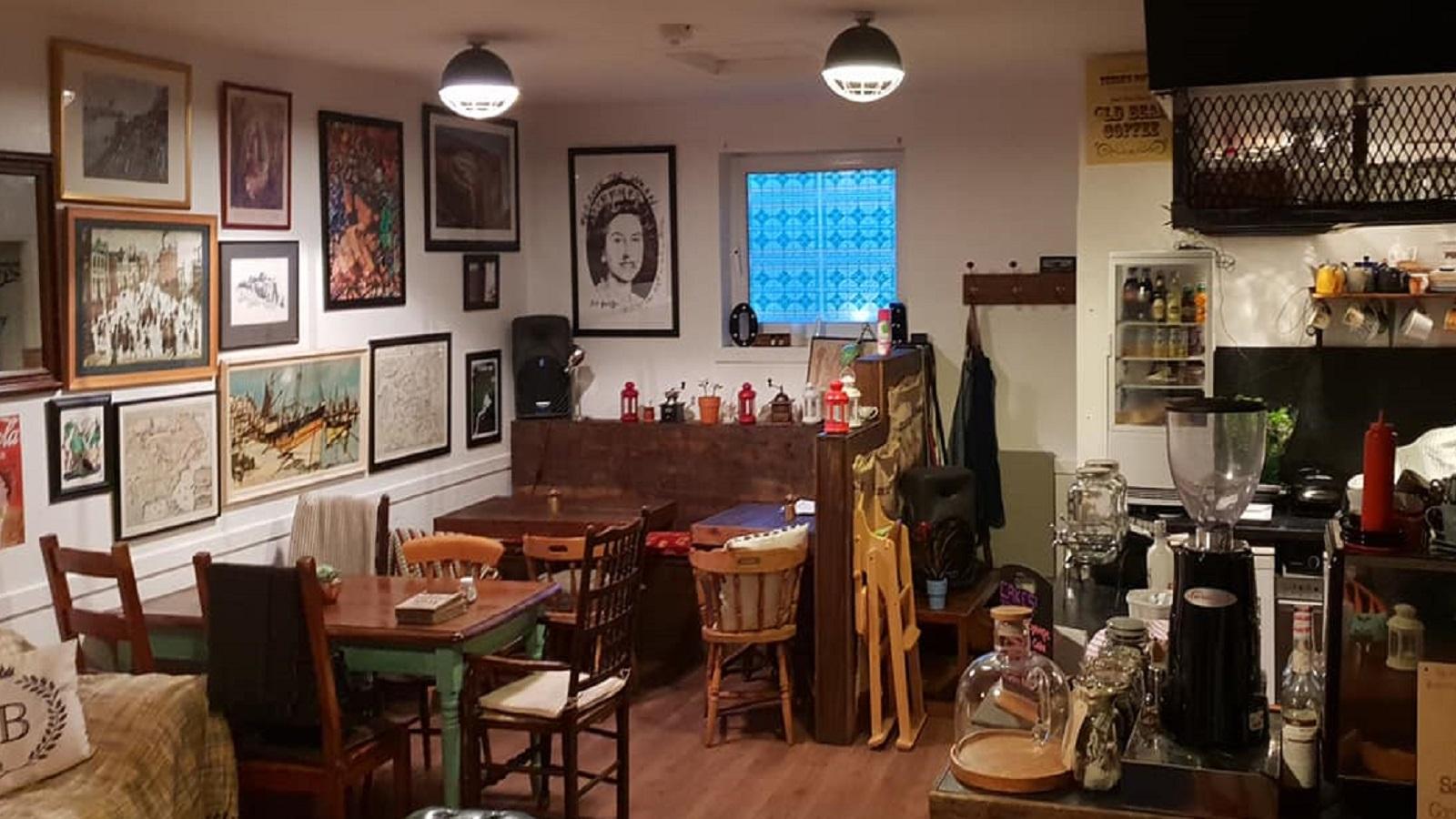 Auld Bean Coffee House