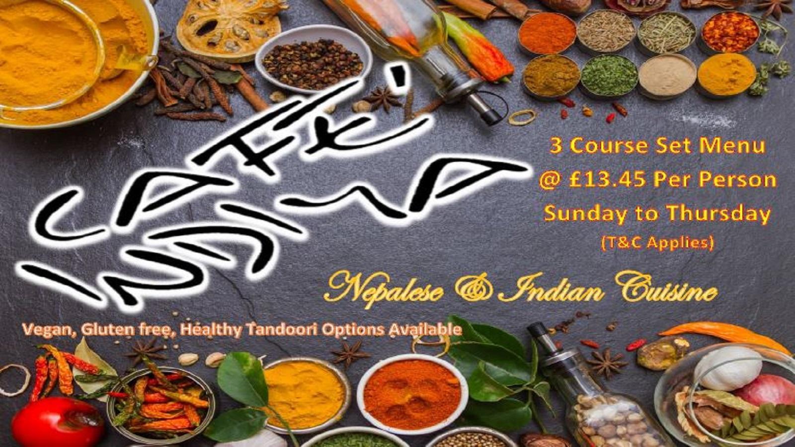 Cafe Indiya