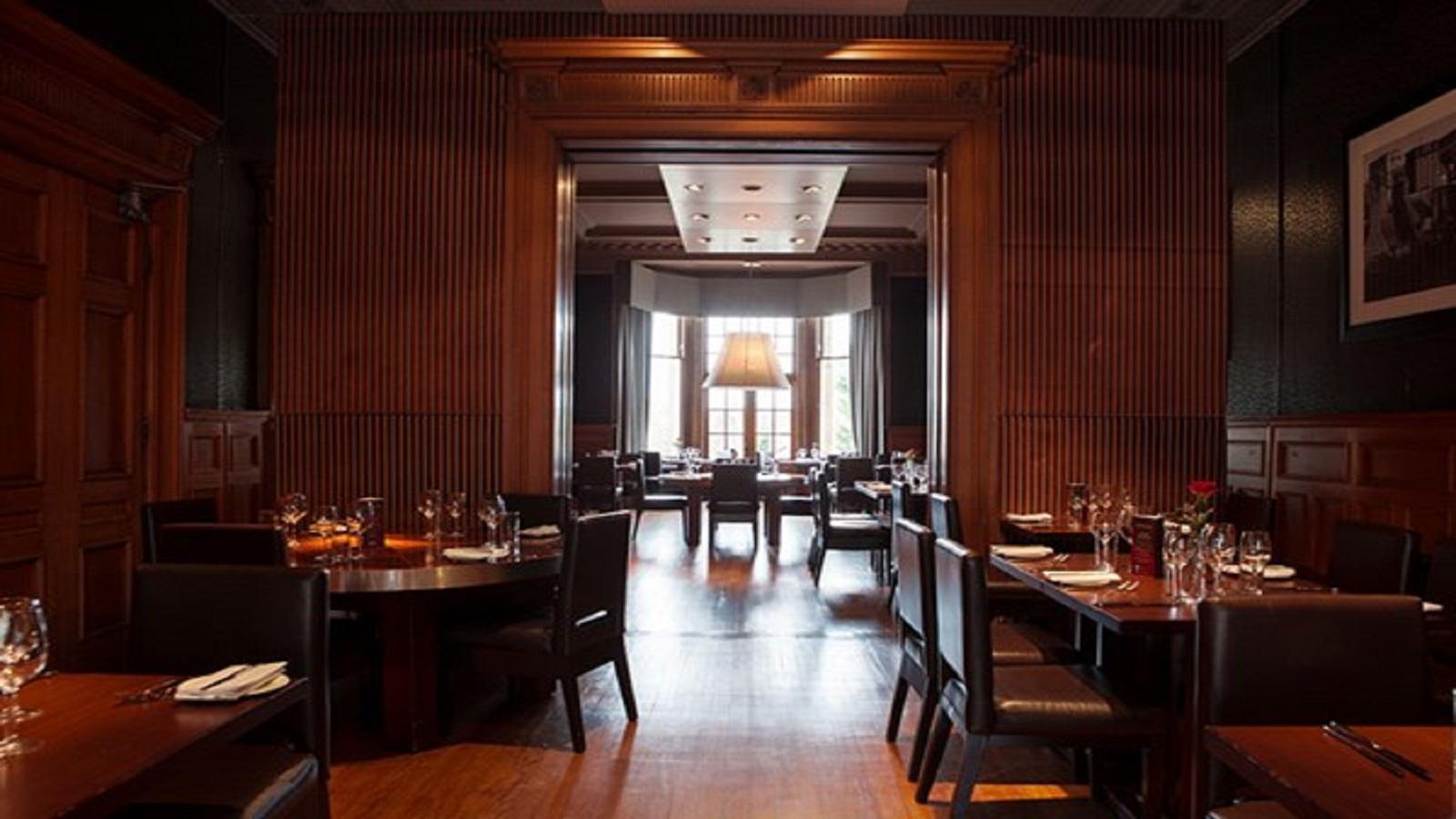 The Restaurant at The Bonham Hotel