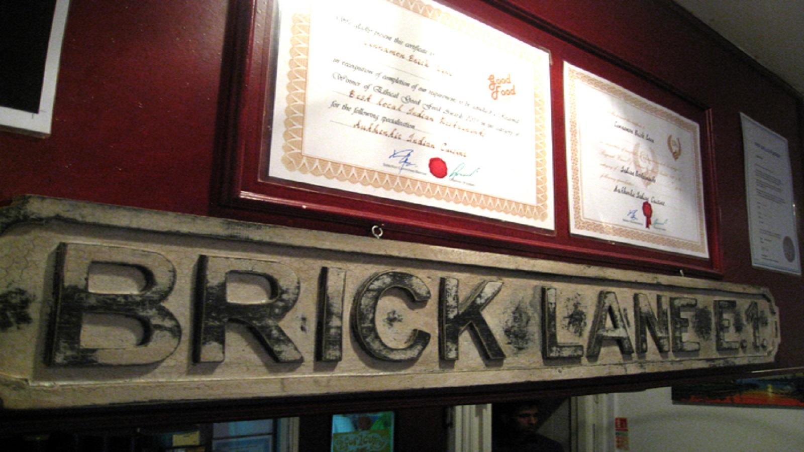 Cinnamon Brick Lane