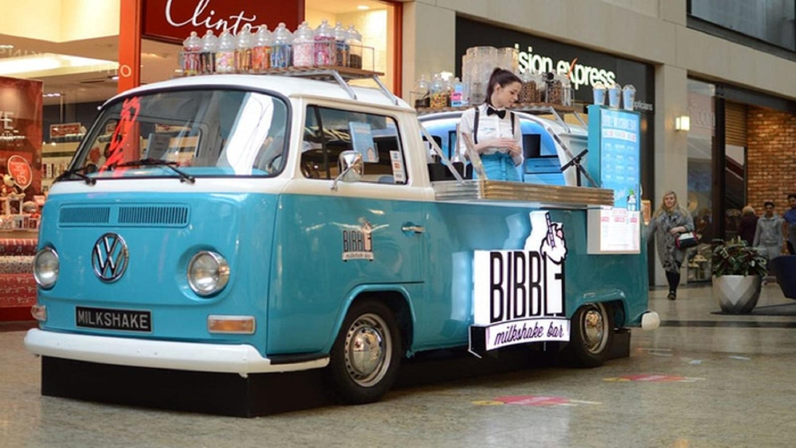 Bibble Bar- Milton Keynes Shopping Centre